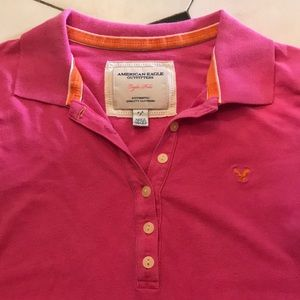 American Eagle Outfitters Tops - American Eagle polo shirt